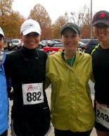 Turkey Trot with Friends