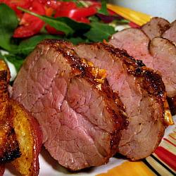 Pork loin recipes easy bake