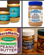 Most Popular Peanut Butters and a Baby Shower