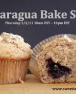 Nicaragua Bake Sale – TODAY