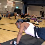 BodyPump 77 Launch and Lulu Morning