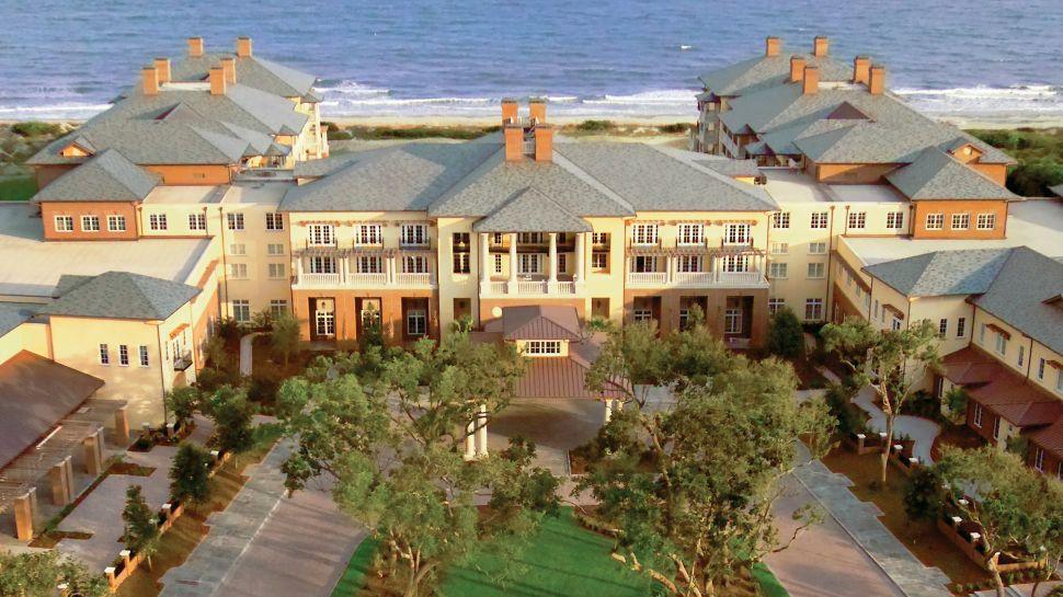 Resorts On Beach In Charleston Sc