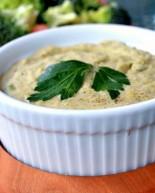 White Bean & Herb Dip