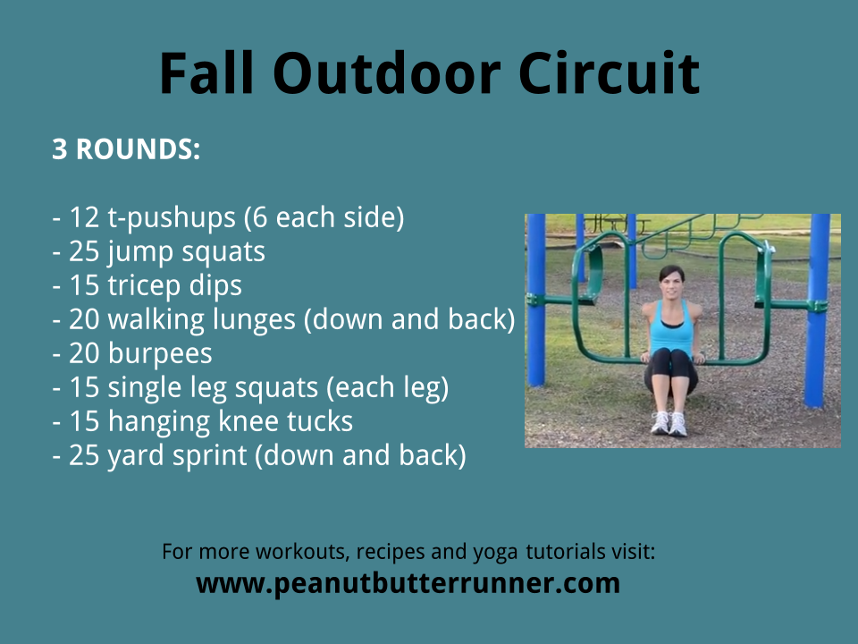 Fall Outdoor Circuit