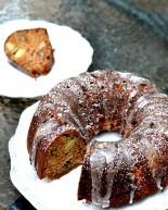 Maple Apple Spice Bundt Cake {Recipe}