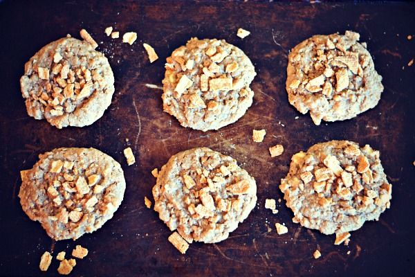 ... cookie swap with Cascadian Farm and developed a new cookie recipe to
