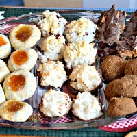 The 2015 Christmas Cookie Crusher Workout