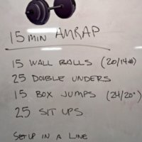 The Benefits of AMRAP Workouts + This Week's Workouts