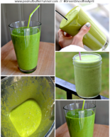 April Challenge: A Green Smoothie Every Day