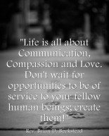 Being of Service