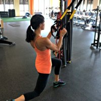 Dumbbell & TRX Superset Total Body Workout + Weekly Workouts