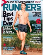 Meeting Matt Elliott: Runner's World Cover Star + Olympic Hopeful