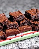 Salted Fudge Brownies (The Best Brownie Recipe Ever!)