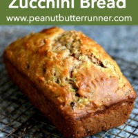 Spiced Zucchini Carrot Bread {Recipe}