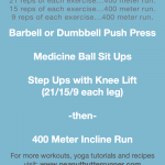 A Total Body Weekend Workout to Get You Moving!