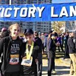Thunder Road Half Marathon Race Recap {PR + Sub-1:45}