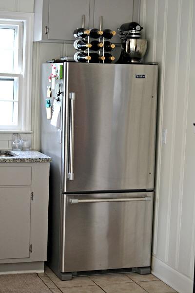 My kitchen remodel a kitchen tour peanut butter runner for Redesign my kitchen