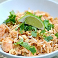The Best Easy Homemade Pad Thai Recipe