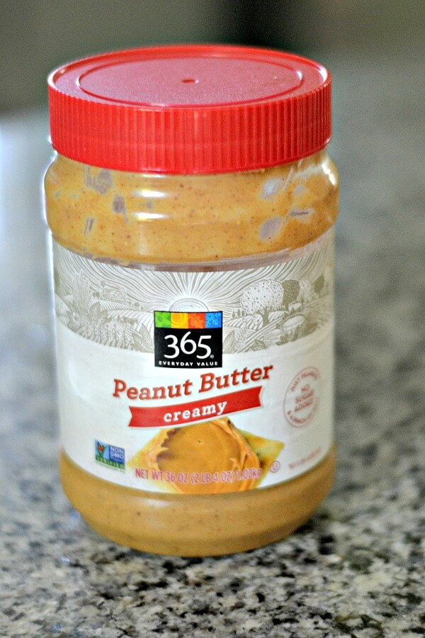 Peanut butter! But when is peanut butter not my special ingredient?