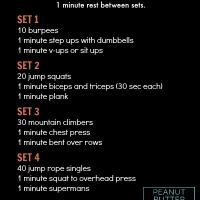 Cardio Strength Workout