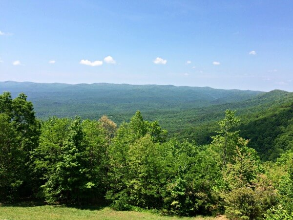 A Weekend In Amicalola Falls State Park