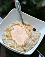 Banana Egg White Oatmeal Recipe + Tons of Recent Eats