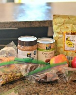 Trader Joe's Haul + Whole30 Travel Snacks
