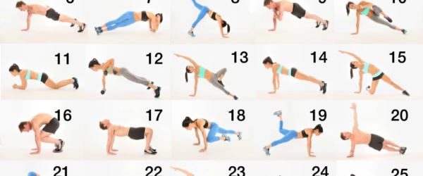 The 2016 Ultimate Plank Challenge: A Plank A Day In May