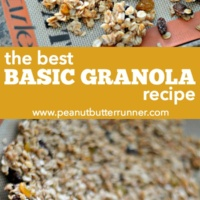 The Best Basic Granola Recipe