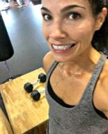 Sweaty Summer Yoga Flow {video + photos + giveaway}