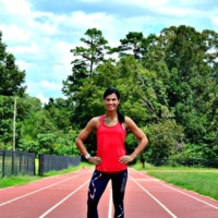 Go For The Gold: Track & Field Inspired Running & Bodyweight Track Workout