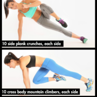 7 Minute Plank Workout