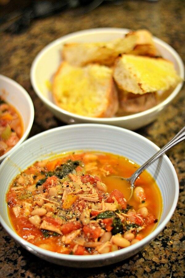 Chilled Strawberry Almond Butter Soup Recipe — Dishmaps
