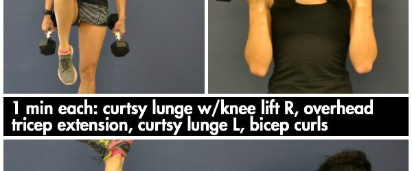 33-Minute Total Body Dumbbell Workout