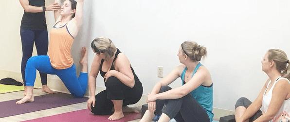 Weekend: My First Travel Yoga Workshop!