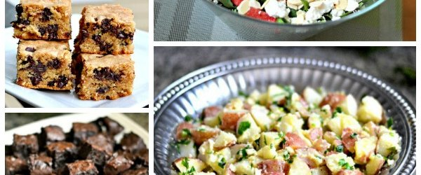7 Memorial Day Recipes for Parties, Picnics and Cookouts