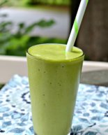 Matcha Ginger Green Smoothie