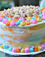 A Bright and Cheerful Week (and Cake!)