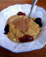 Pumpkin Banana Oatmeal