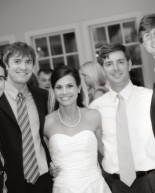 A May Wedding with Friends