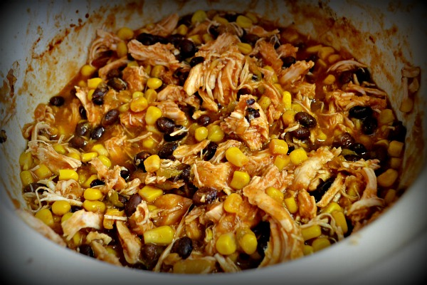 The Weekend Crockpot Salsa Chicken Recipe Peanut Butter Runner