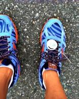 This Week's Workouts + Running Shoe Talk