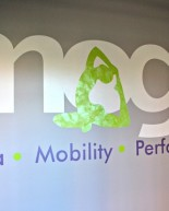 Deep Stretch At MOGA Yoga