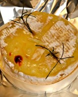 Addictively Delicious Gooey Baked Camembert