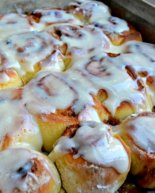 Overnight Homemade Cinnamon Rolls
