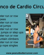 Cinco de Cardio Circuit Workout
