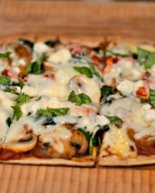 How to Make Delicious Pizza Using FlatOut Wraps