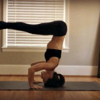 Practicing Fearlessness & 7 Headstand Variations