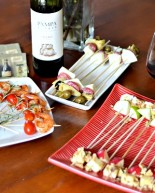 Healthier Holiday Dessert: Vanilla Pomegranate Parfait