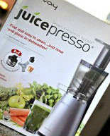 Learning To Juice at Home with the Juicepresso Cold Press Juicer